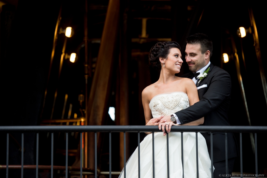 Chestnut Hill Waterworks Museum | Boston | Rachele and Blake